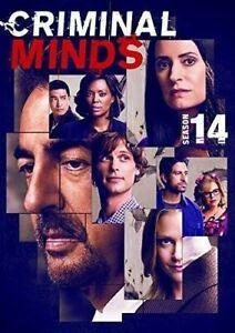 Criminal Minds: Season 14 DVD New & Sealed