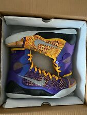 "Men's Nike Kobe IX 9 Elite ""Showtime"" Shoes - Size: 15 [NEW]"