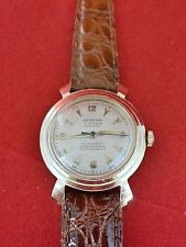 VINTAGE GENEVA AUTOMATIC WRIST WATCH INCABLOC SWISS MADE ANTIMAGNETIC MOVEMENT