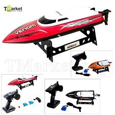 Extreme High Speed Boat Super RC Remote Control Racing Water Electric Engine Toy