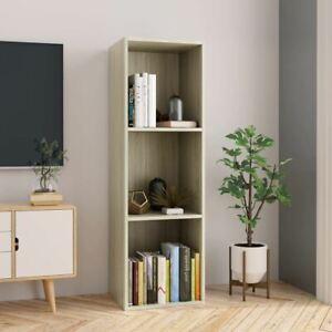 Multi Purpose Book TV Cabinet Stand Bookshelf Rack Organiser Bookcase Furniture