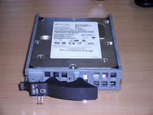 IBM 4327 70.56GB Ultra3 SCSIDisk 15K RPM 97P2930 97P2991 97P3031