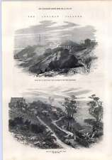 1872 The Andaman Islands Ross Island Port Blair