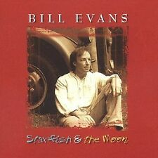 Starfish and the Moon by Bill Evans (Sax) (CD, Sep-1997, Escapade Music)