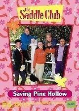 The Saddle Club - Save Pine Hollows (DVD, 2005)