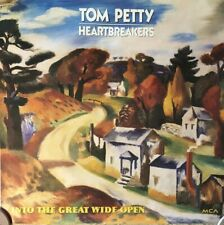 Tom Petty Into The Great Wide Open Original 1991 Promo Poster 23x23 Free Ship!