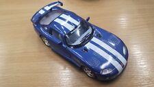 DODGE VIPER GTS-R bleu KINSMART jouet miniature 1/36 ECHELLE voiture cadeau