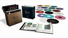 Queen Studio Collection - Colour Vinyl LP Box Set - 15 Vinyl Albums + Book