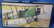 RARE FRENCH  REPLICA RESIN KIT OF A FRENCH SALMSON 2 A2 RESIN MODEL AIRPLANE KIT