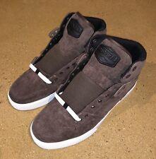 Osiris Nyc 83 VLC DCN Size 13 US Brown Black White BMX DC Skate Shoes Sneakers