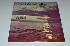 David & Doris Godwin~What a Day That Will Be~RARE Private Christian Worship~FAST