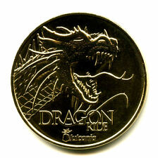 63 VULCANIA Dragon Ride 2, 2014, Monnaie de Paris