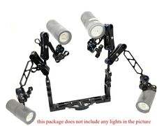 Underwater Multi  Directions Underwater Dive Photo Video Light Arm Tray System