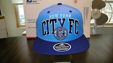 NEW YORK CITY FC NWT HAT CAP SNAPBACK MLS ADIDAS