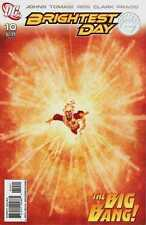 BRIGHTEST DAY #10 Variant DC Comics High Grade Near Mint NM 1st DEATHSTORM App
