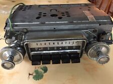 Auto Radio AM Oldsmobile Transistor Delco 982149 Vintage Collectible