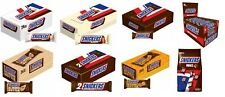 Snickers Assorted Chocolate Candy Bars, Peanut Butter, Almond 24, 48 ct ✔️✔️✔️