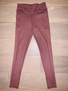 victoria secret sport Legging Size Medium Size 8 Pink Brand New