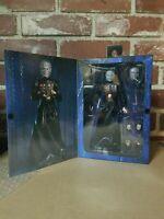 """Hellraiser - 7"""" Scale Action Figure - Ultimate Pinhead - NECA - Sealed NIB"""
