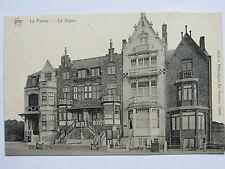 Cartolina Belgium - La Guasto Digue Da Mer E Villas 1913 Bon Stato