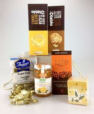 Deluxe DIABETIC FINE FOOD Hamper - Birthday Christmas Sweet Themed Mum Dad Aunt
