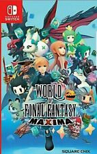 World of Final Fantasy Maxima Nintendo Switch Game - New and Sealed