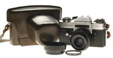 Leicaflex SL Camera Leitz Wetzlar Elamrit-R 1:2.8/35 Lens Hood Pouch