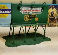 Athearn HO Scale (1:87) John Deere Custom Billboard sign Waterloo boy