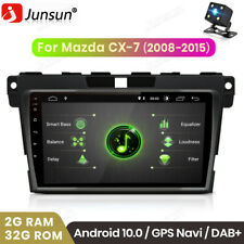 "For Mazda Cx-7 2008-2015 9"" Android 10.0 Car Radio Stereo Gps Navigation Dab+"