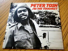 "PETER TOSH - I'M THE TOUGHEST  7"" VINYL PS"