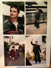 9x Backstreet Boys Kevin Richardson Live Concert orig snapshots. set lot 9 photo
