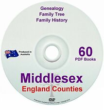 Family History Tree Genealogy Middlesex