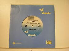 45 Vinyl Records Blondie Atomic