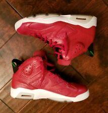 2014 Nike Air Jordan 6 Retro Spizike History of Jordan - Size 10.5 (694091-625)