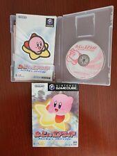 Kirby Air Ride (Nintendo Gamecube) + Manual & Case Japan