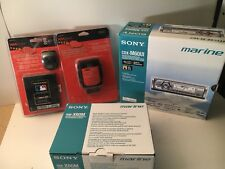 Sony Marine AM/FM/CD/XM Full Kit!