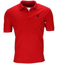 New Mens Polo Shirt Short Sleeve Plain Top Designer Style Fit T Shirt Horse Pony