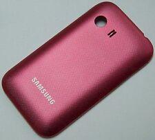 GENUINE Samsung Galaxy Y GT-S5360 BATTERY COVER Door PINK phone S5363 S5367 5369