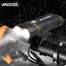 6000LM 2x XM-L2 LED 18650 Batterie Fahrradlicht Fahrradlampe Licht +USB Line