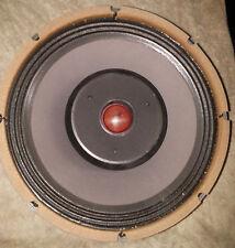 """One (1) Altec Lansing 920-8B 12"""" Duplex Speaker 1500Hz Crossover Super Tweeter"""