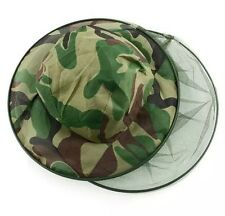New Fishing Outdoor Hunting Hat Protector Cap Insect Mosquito Net Mesh Face Hot