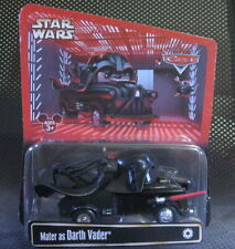 Disney Pixar Cars Mater as Darth Vader Toy
