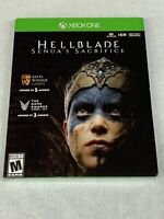 🔥Hellblade: Senua's Sacrifice Xbox One BRAND NEW FACTORY SEALED Series X/S 🔥