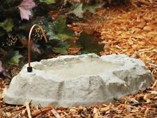 Birds Choice Aab211D Rocky Mountain Bird Bath with Dripper