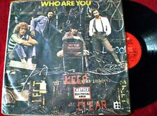 THE WHO - WHO ARE YOU - URUGUAY