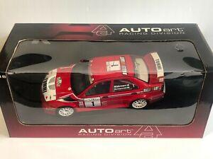 AUTOART 89941 Mitsubishi Lancer Evo VI WRC #1 Rally New Zealand 1999 1/18