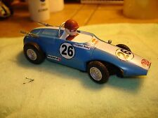 Gilbert Buick Indy car 1/32 slot car offered by MTH.
