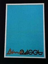 Ferrari Dino 246 Owners Manual Use Maintenance Book 246 GT 1972 Blue Cover OEM