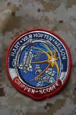 Y23 écusson insigne patch Aérospatiale HART VAN HOFTEN NELSON CRIPPEN SCOBEE