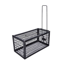 Hot Rodent Animal Mouse Live Trap Hamster Cage Mice Rat Control Catch Bait H&T